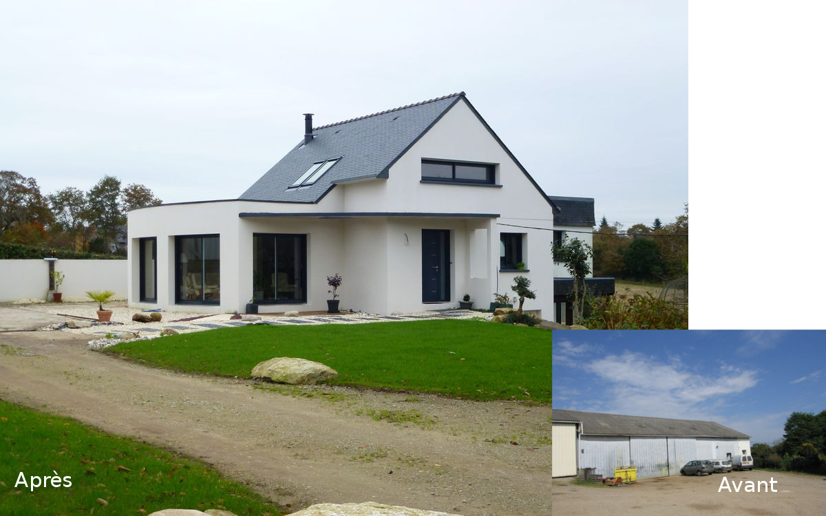 Extension maison finistere ventana blog - Extension maison brest ...